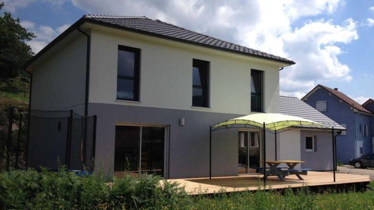 maison ossature bois vosges rupt sur moselle 88360 constructeur de maison ossature bois