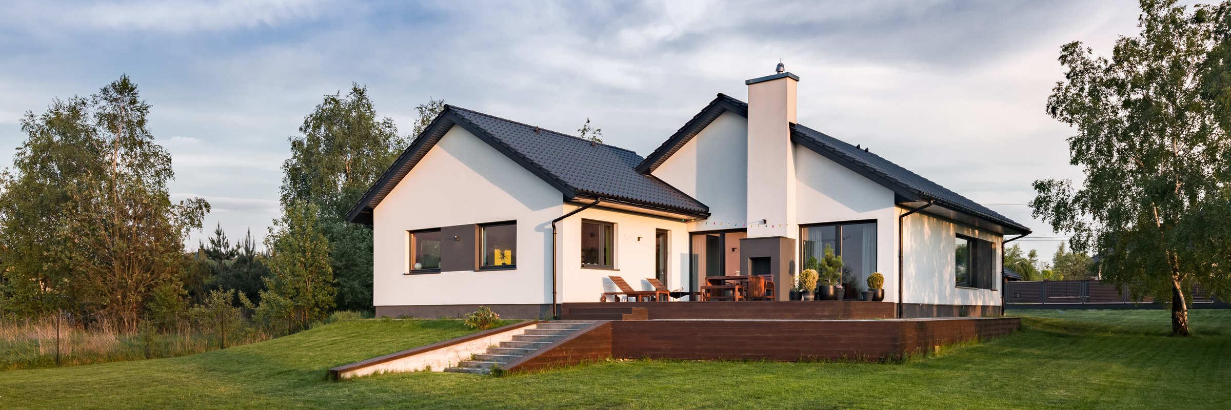 Maison ossature bois prix - Combien coûte une maison en bois clé en main